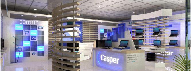Casper Yetkili Servis